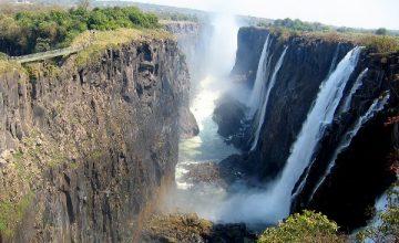 11 Days Etosha, Caprivi, Chobe and Victoria Falls Safari