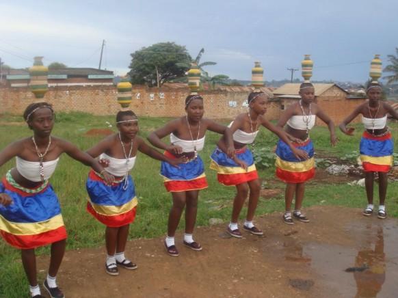 Lukume dance - Uganda Cultural safari
