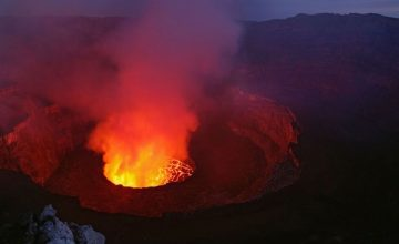 3 Days Nyiragongo Hiking Safari in Congo