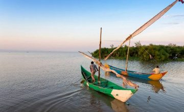 3 Days Uganda Fishing & Wildlife Safari