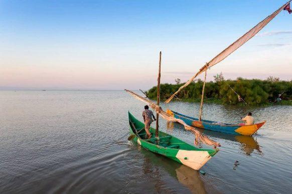 3 Days Uganda Fishing & Wildlife Safari