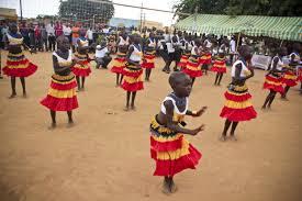 cultural dances in uganda