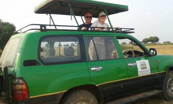 10 days Uganda wildlife & gorilla trekking tour