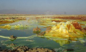 5 Days Ethiopian Safari to Danakil