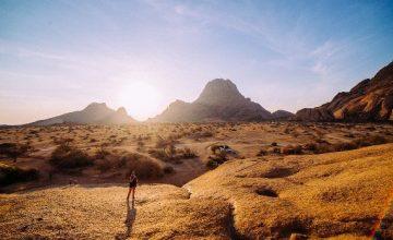 8 Days Safari in Namibia; Namib – Swakopmund – Twyfelfontein – Etosha National Park