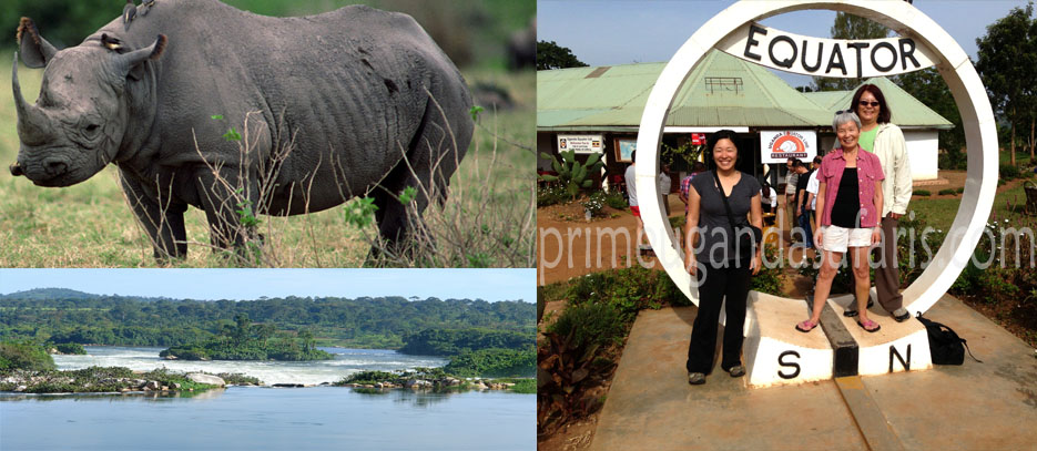 8 day group safari in summary images