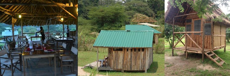 @The River Ishasha - Safari Lodges in queen elizabeth np uganda