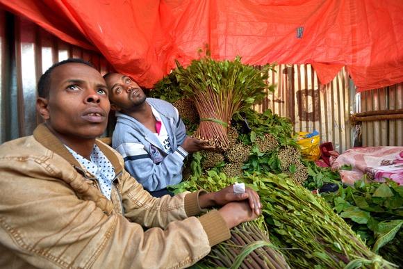 Aweday chat market ethiopia safari tour package