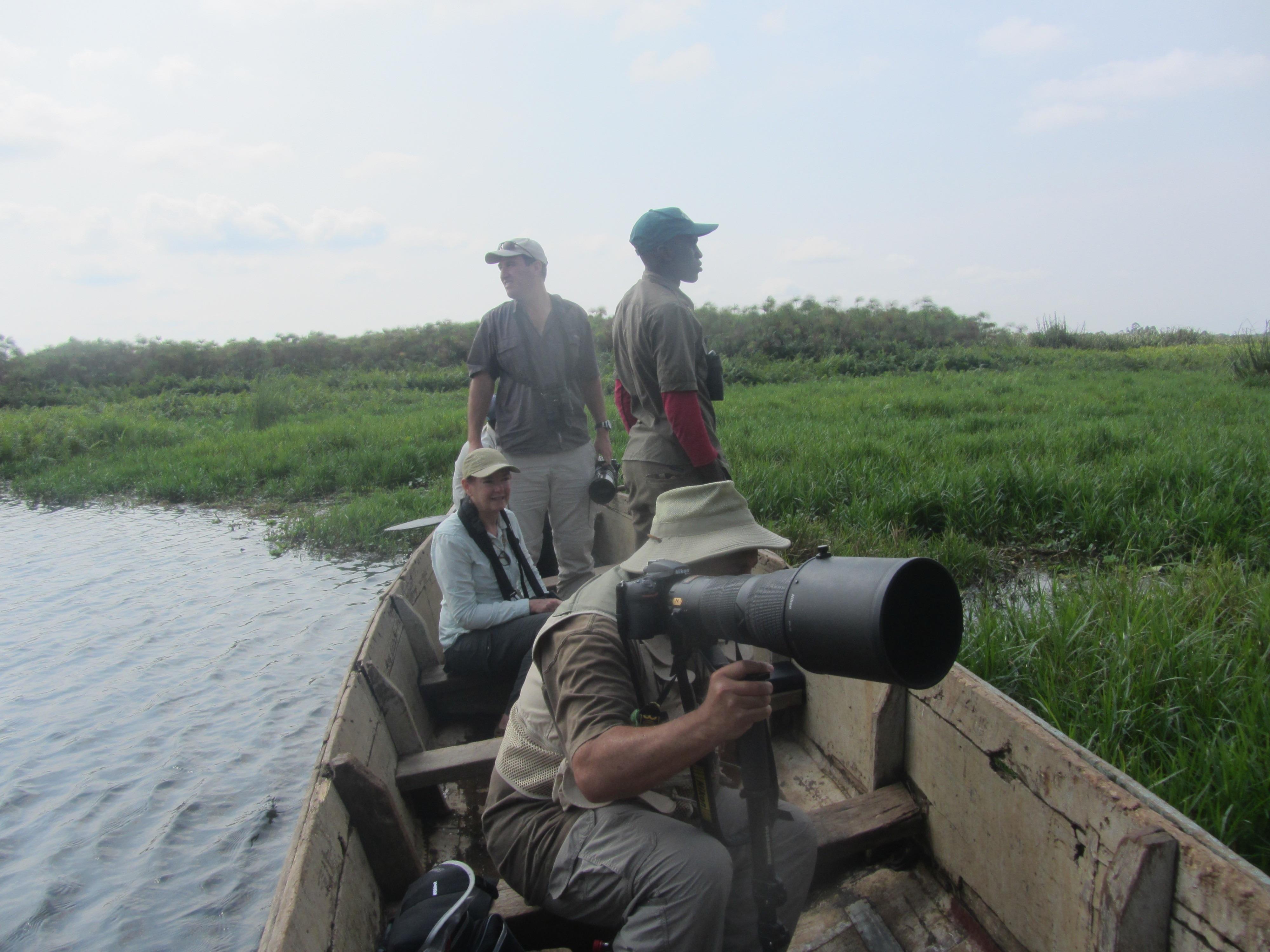 8 days Uganda birding safari tours
