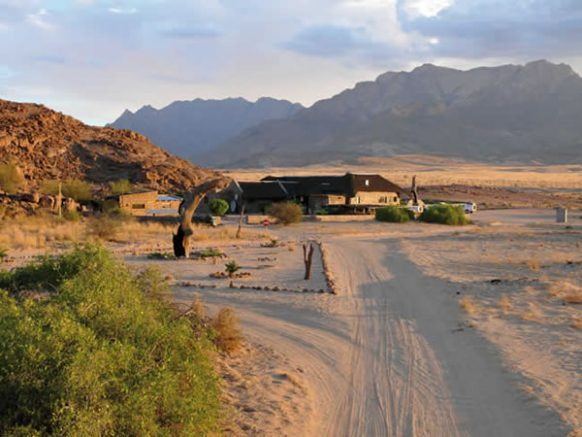 Brandberg White Lady Lodge Namibia Safari Tours Package