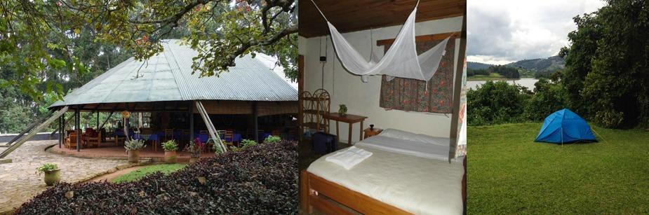 Bushara Island Camp- accommodation on a uganda safari