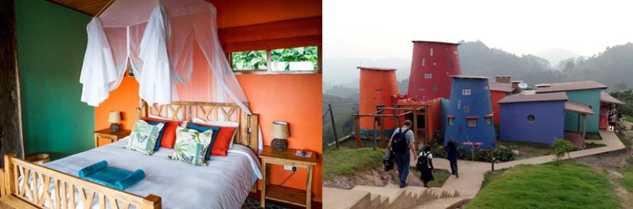 Chameleon Hill Lodge-accommodation in Bwindi