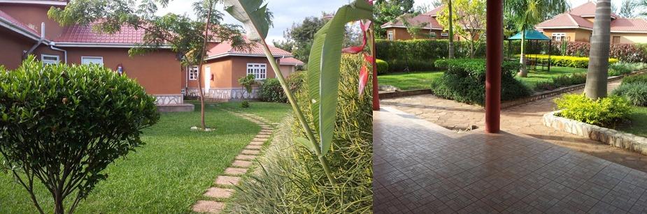 Kabalega Resort Hotel- accommodation on a uganda safari