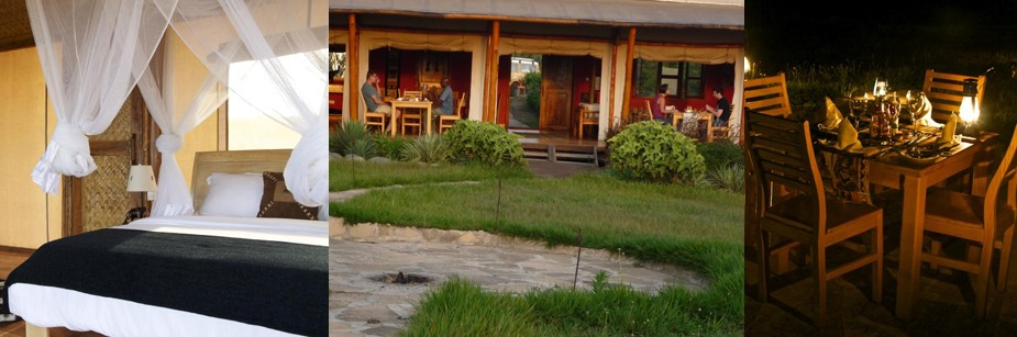 Marafiki Safari Lodge, Queen Elizabeth National Park, Uganda
