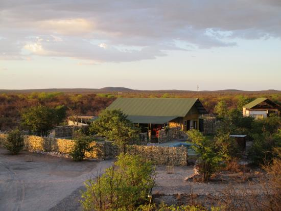 Mopane Village Lodge Namibia Safari Tours Package