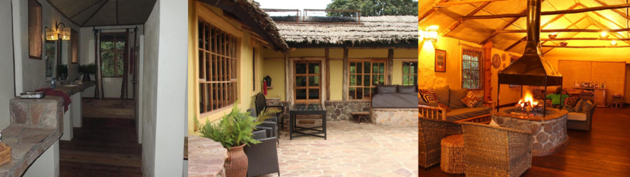 Mount Gahinga Safari Lodge