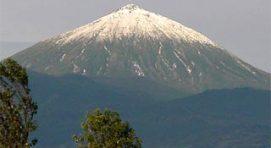 Mount-Karisimbi in rwanda