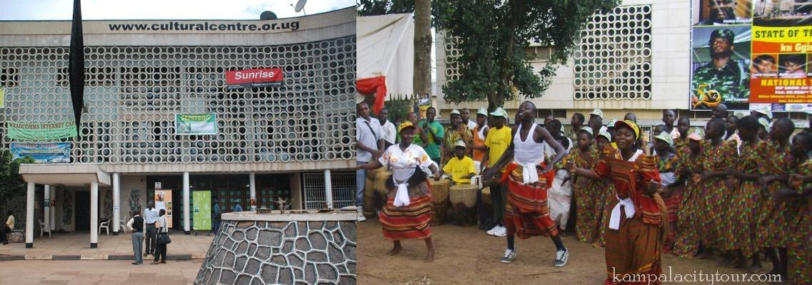 one day Kampala city tour