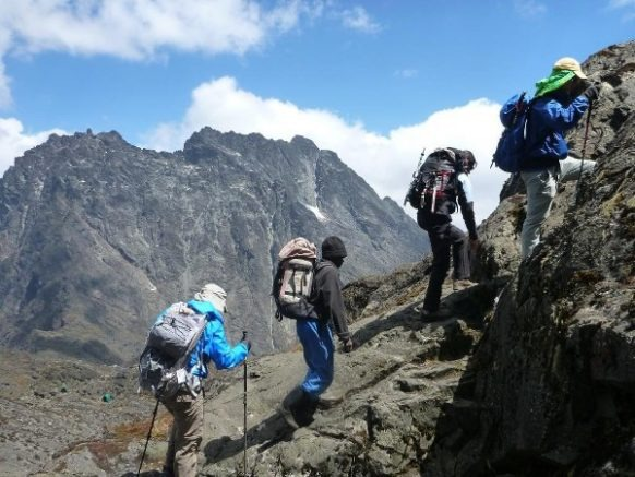 Rwenzori Mountain Hiking Uganda Tour 9 Days