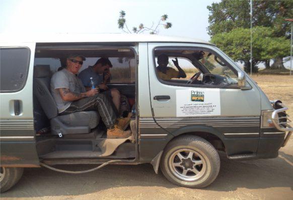 safari van- prime uganda safaris