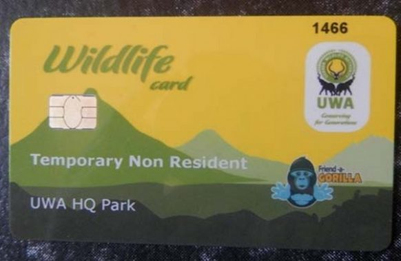Uganda Gorilla safari trekking Permits