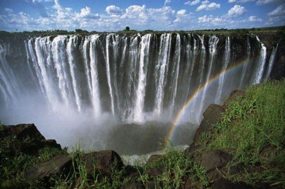 Victoria Falls Namibia Safaris tour