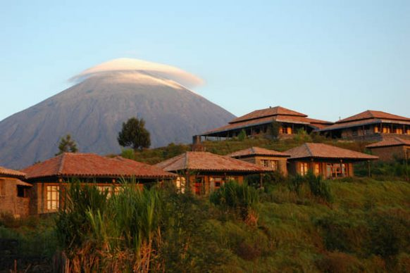 Virunga Lodge in Volcanoes National Park
