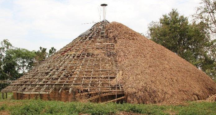Wamala-tomb