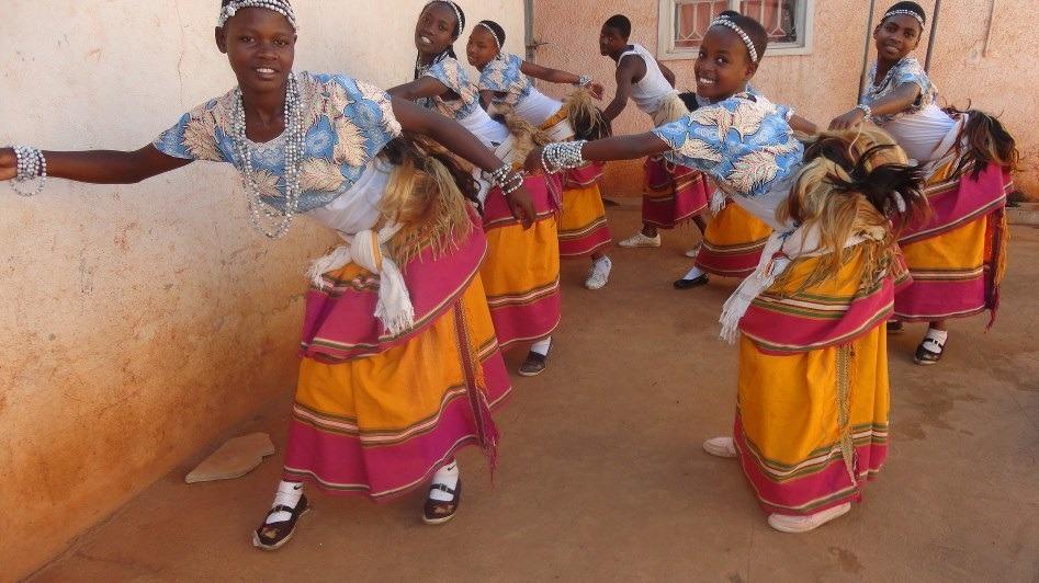 kiganda dance - uganda