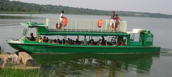 Game Viewing Game Drive in Murchison Fall National Park & Afternoon Launch Cruise A Long Nile River