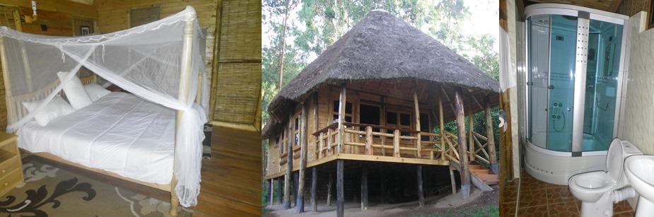 bunyoni eco resort - midrange accommodation in uganda
