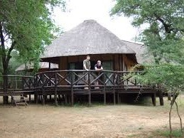 bush lodge -uganda safaris