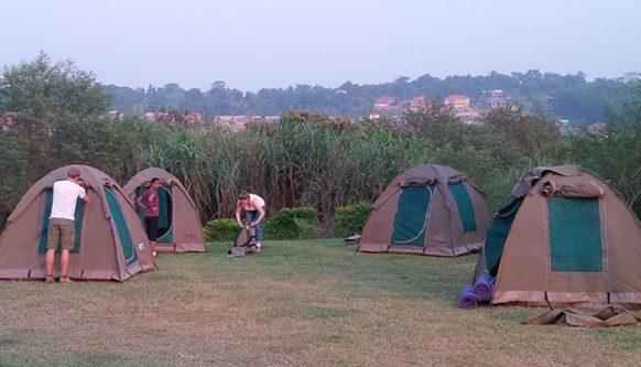 9 days Wilderness Camping Gorilla safari in Uganda tour