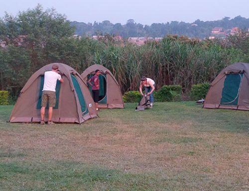 Uganda Camping Safari Tours