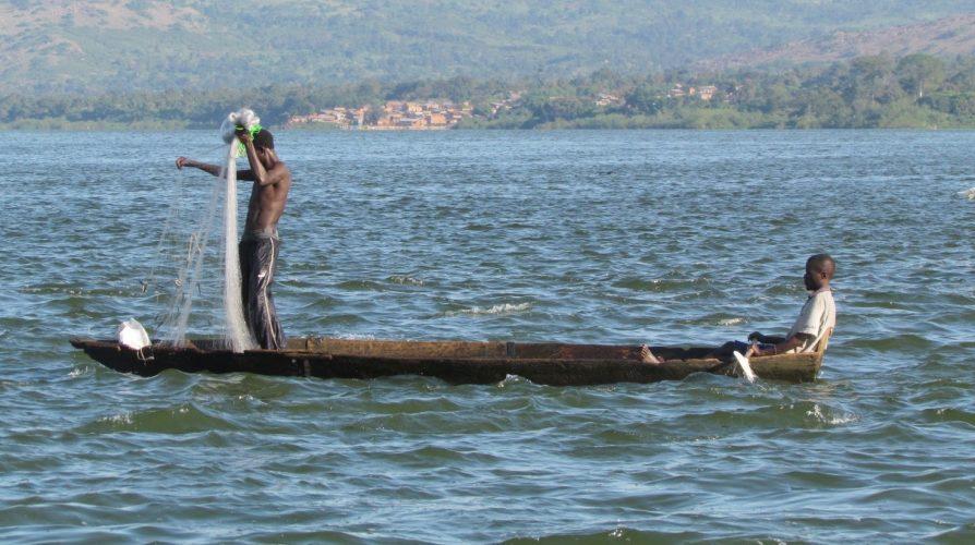 fishing in uganda ----