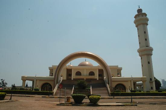 gaddafi-national-mosque - uganda