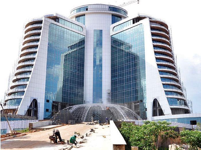 hilton Kampala hotel