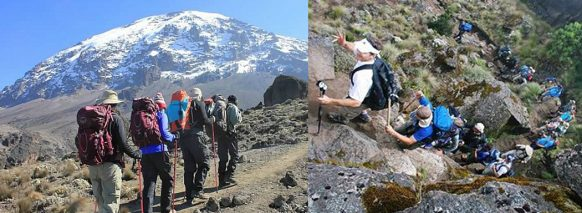 kilimanjaro-climbing-adventure safari tour