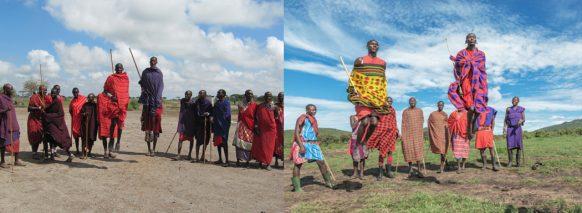 masai-cultural-dancers kenya safari