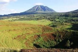 Mgahiga national park uganda