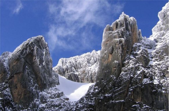 Mt. Rwenzori National Park Mountain climbing safaris & tours in Uganda