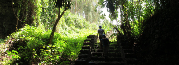 Musaze Caves Walk Active Adventure Vacation Safari in Rwanda