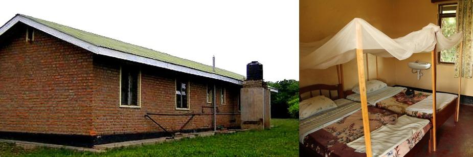 mweya hostel budget lodge at queen elizabeth uganda