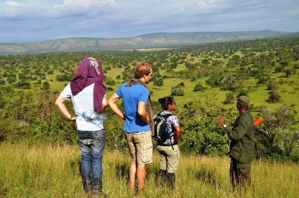 nature walks in Lake Mburo National Park in Uganda tour