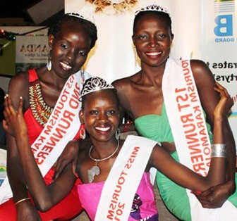 miss tourism for karamoja region