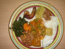 Ugandan local food