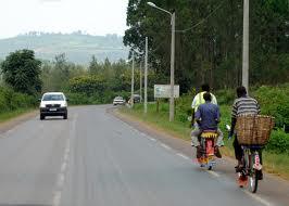 roads- Rwanda