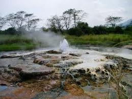 Sempaya hot springs -uganda safaris