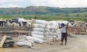 salt mines - uganda