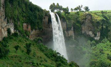 Sipi Falls short safari in Uganda tour